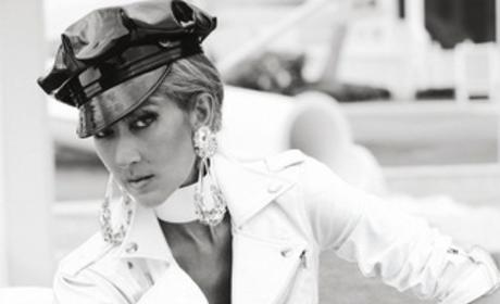 Celine Dion for V