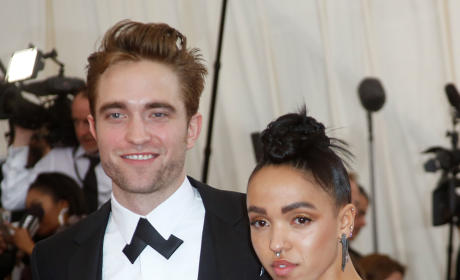 Robert Pattinson and FKA Twigs: Is It Over?!