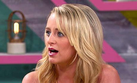 Leah Messer: Criticized For Denying Daughters Food on Teen Mom 2 Premiere