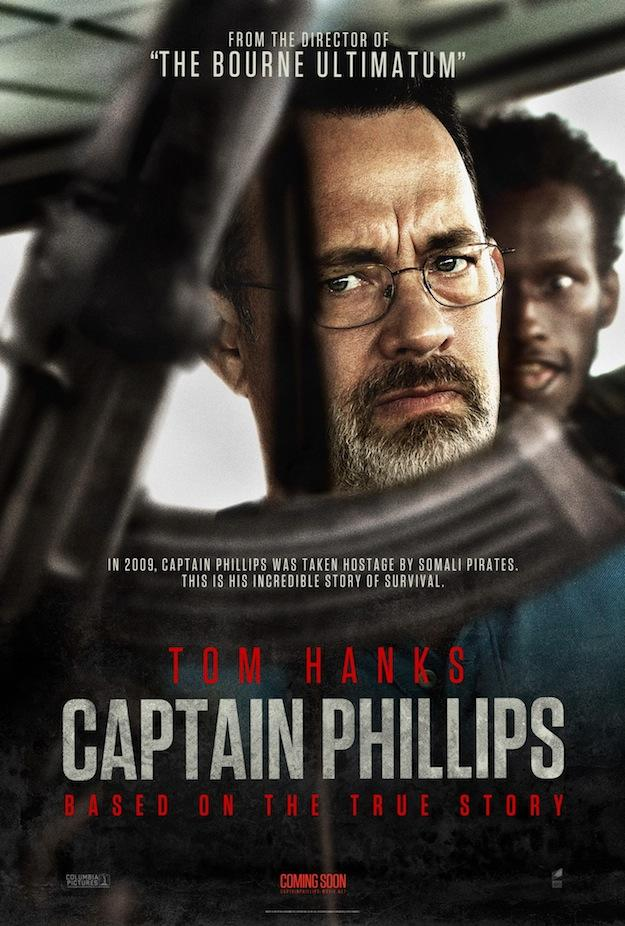 Captain Phillips International Poster