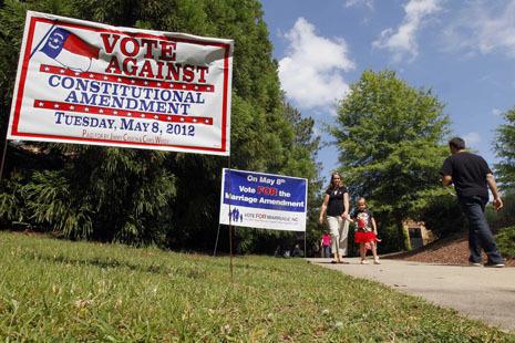 NC Amendment One