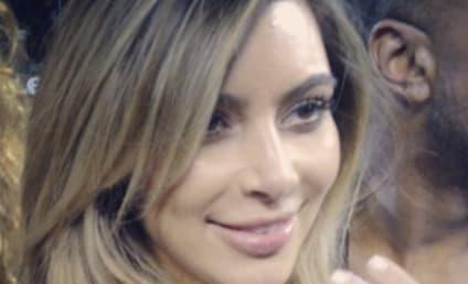 Kim Kardashian Engagement Ring: First Look!