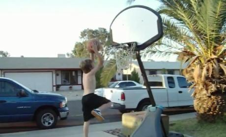 Basketball Fail Mashup: The Ultimate Backyard Blooper Reel
