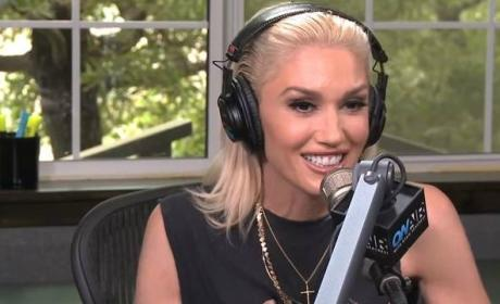 Gwen Stefani Gushes Over Blake Shelton: He's Hot!