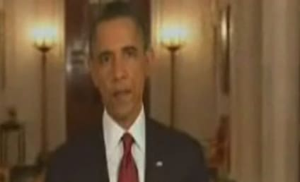 President Obama Addresses Nation, Confirms Death of Osama bin Laden