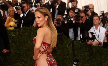 Jennifer Lopez at MET Gala