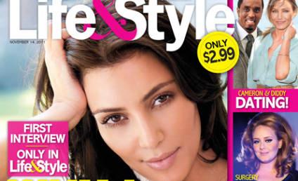 Photo Finish: Topless Kim Kardashian vs. Topless Matthew McConaughey