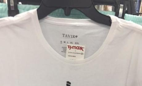 """TJ Maxx Yanks """"Hang Loose"""" Noose Shirt from Shelves"""