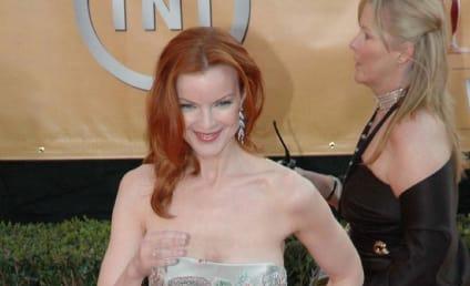 Celebrity Hair Affair: Marcia Cross