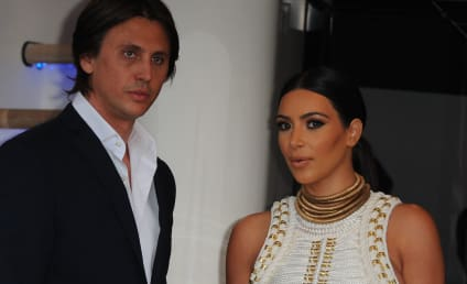 Kim Kardashian to Jonathan Cheban: Keep Your Mouth Shut, Or Else!