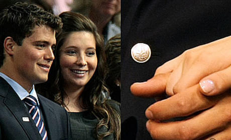 Levi Johnston & Bristol Palin Hold Hands, Watch Sarah
