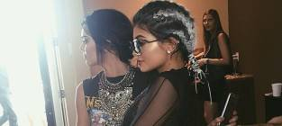 Kylie and Kendall Jenner: Coachella