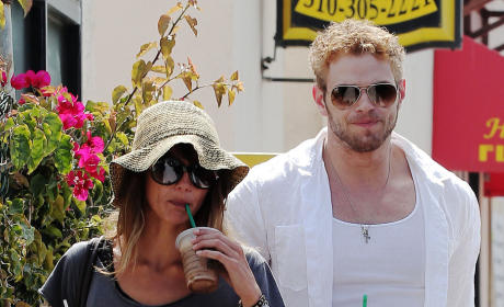 Sharni Vinson: Dating Kellan Lutz!