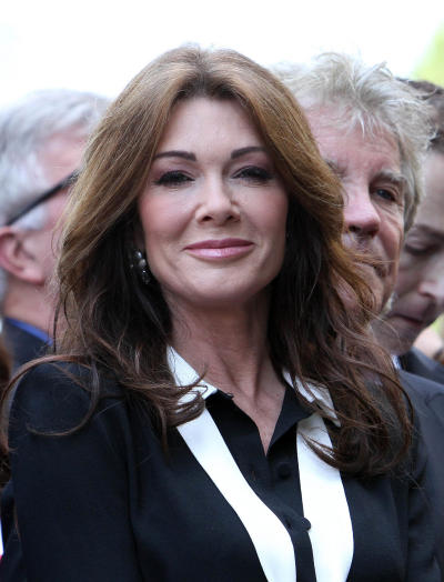 Lisa Vanderpump Close Up