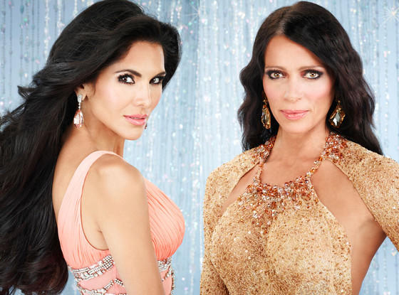 Carlton Gebbia and Joyce Giraud Photo