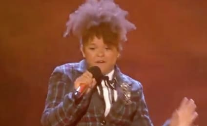 Rachel Crow Covers Justin Bieber, Advances to Top 12