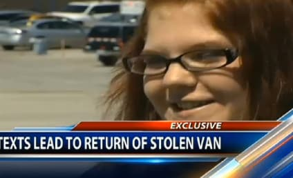 Single Mom Sends Text Messages, Convinces Thief to Return Stolen Car