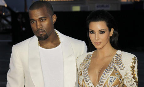 Kimye Rehearsal Dinner: Guests Must Dress Like French Royalty!