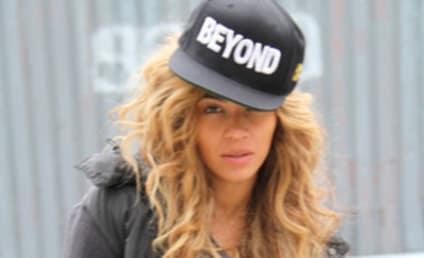 Beyonce Tumblr Photos: Smokin'!