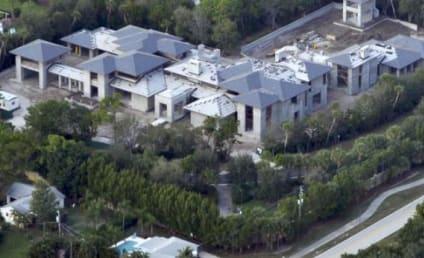 Michael Jordan's New Mansion: Straight BALLER