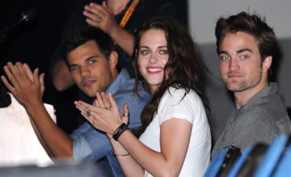 Kristen Stewart: So Nervous for Robert Pattinson's Daily Show Appearance!
