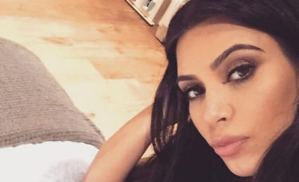 Kim Kardashian Baby Photo: It's Technically Here!