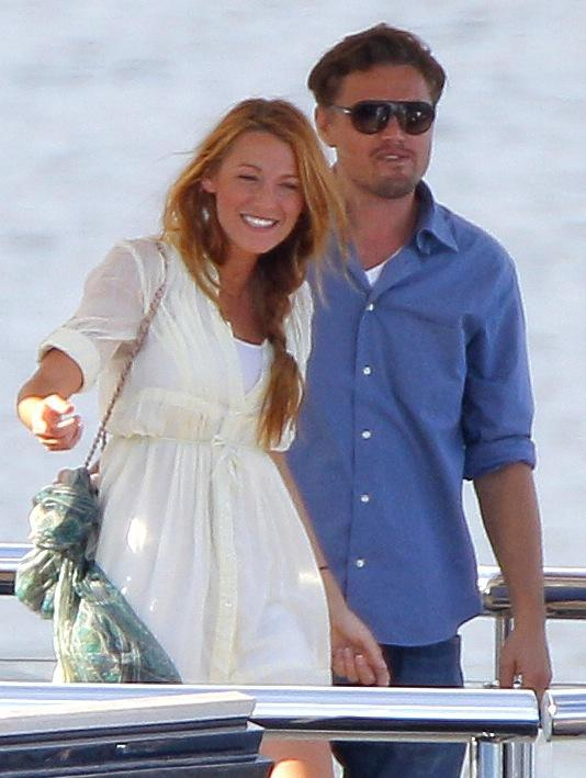 Are blake lively and leonardo dicaprio still dating. any dating just not presonals service well yahoo.