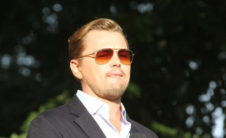 Leonardo DiCaprio Weight Loss Photo