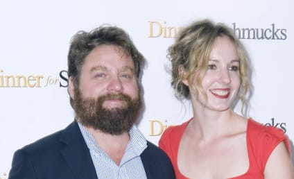 Zach Galifianakis and Quinn Lundberg: Married!