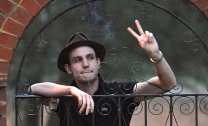 Blake Fielder-Civil: Enjoying Life Outside Jail, Happy For Barack Obama, Planning on Shagging Amy Winehouse