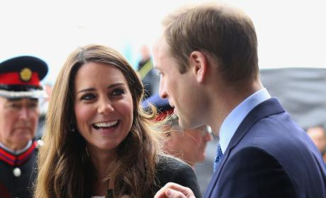Kate Middleton Gives Birth to Royal Baby: It's a BOY!