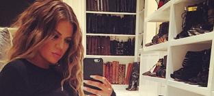 Khloe Kardashian Instagram Photos