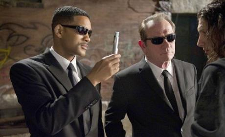 Men In Black 4: It's Coming!