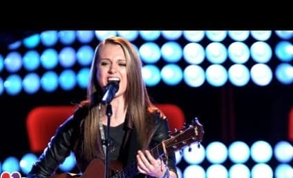 Bria Kelly: The Voice Contestant Sings the Blues, Steamrolls Season Premiere Competition