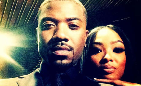 Ray J, Girlfriend