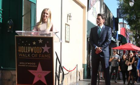 Gwyneth Paltrow Honors Rob Lowe