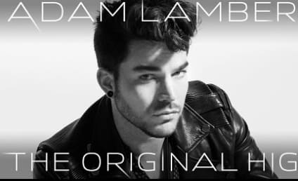 "Adam Lambert Goes ""Underground,"" Releases New Single"