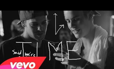 Justin Bieber Drops New Single, Asks Women: What Do You Mean?!?