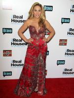 Adrienne Maloof in Red