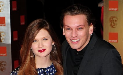 Jamie Campbell Bower and Bonnie Wright: It's Over!