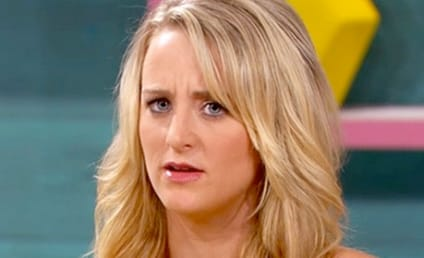 Leah Messer Responds to Critics: See? I DO Feed My Kids!