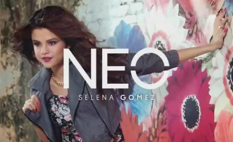 Selena Gomez Unveils Adidas NEO Collection