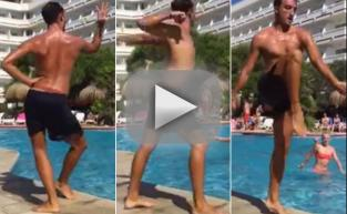 Fierce Water Aerobics Instructor Dances to Beyonce, Goes Viral