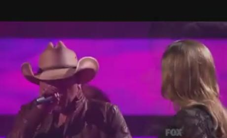 Kelly Clarkson Returns to American Idol, Teams Up With Jason Aldean