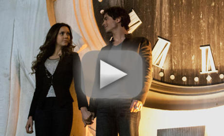 The Vampire Diaries Season 6 Episode 20 Recap: Cure... All?