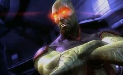 Injustice DLC Trailer: Introducing Martian Manhunter!