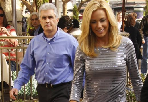 Steve Neild, Kate Gosselin Photo