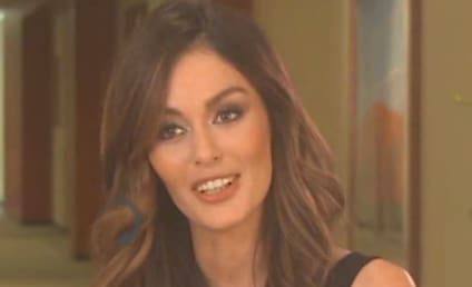 Nicole Trunfio Defends Breastfeeding Cover: Watch Her Interview