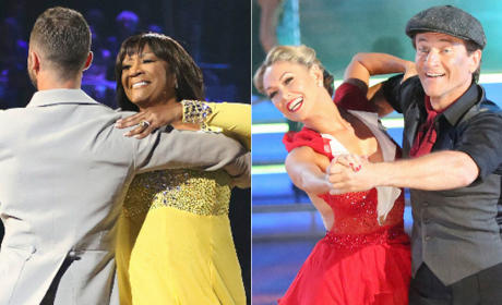 Dancing with the Stars Results: Spring Breakup Edition