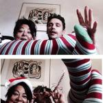James Franco on Christmas